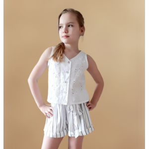 PDF Sewing Patterns / Cotton Tank Top for girl