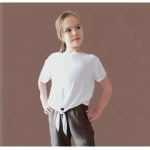 T-shirt oversize with tie - PDF Sewing Patterns