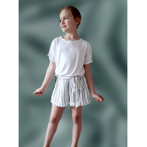 PDF Sewing Patterns. Summer shorts for girls