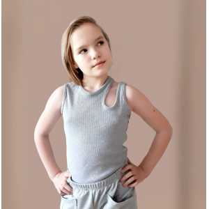 PDF Sewing Patterns. Tank top with shoulder hole